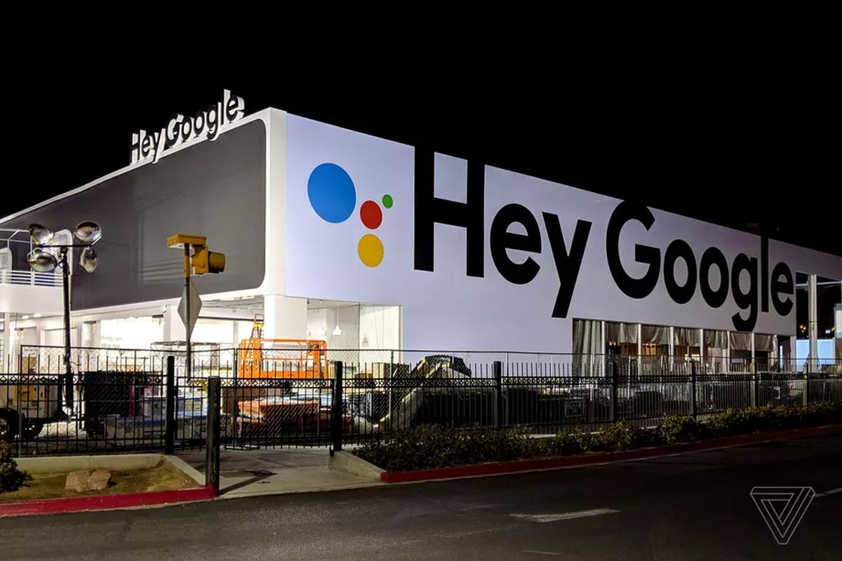 google assistant ces hey google