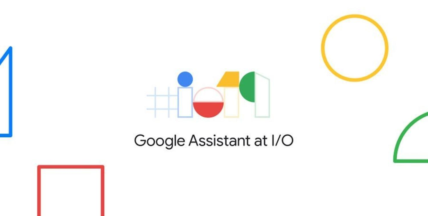 google assistant io
