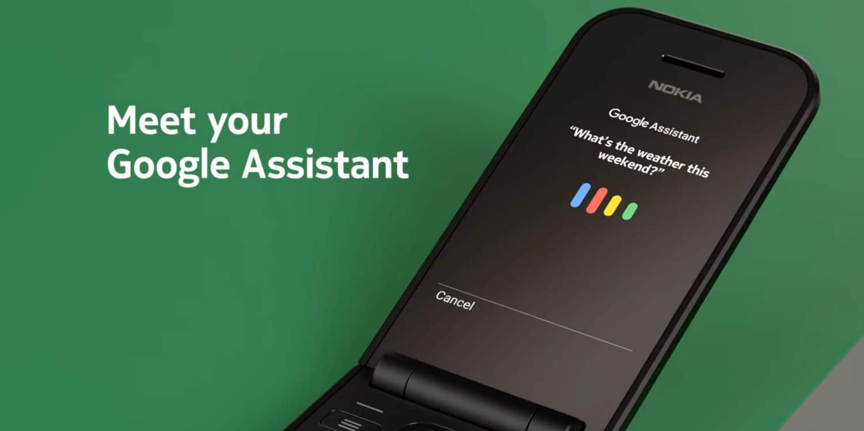 google assistant kaios