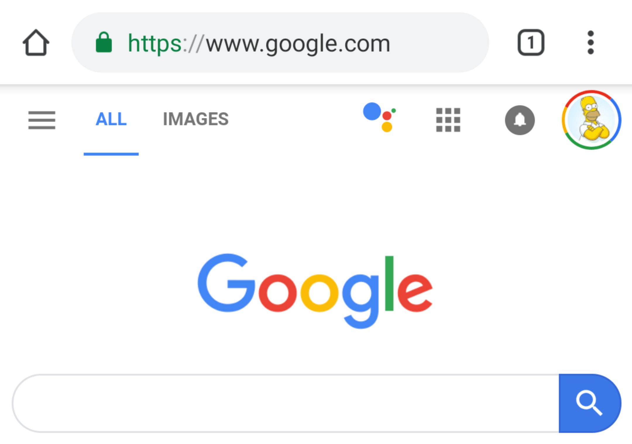 google assistant startseite