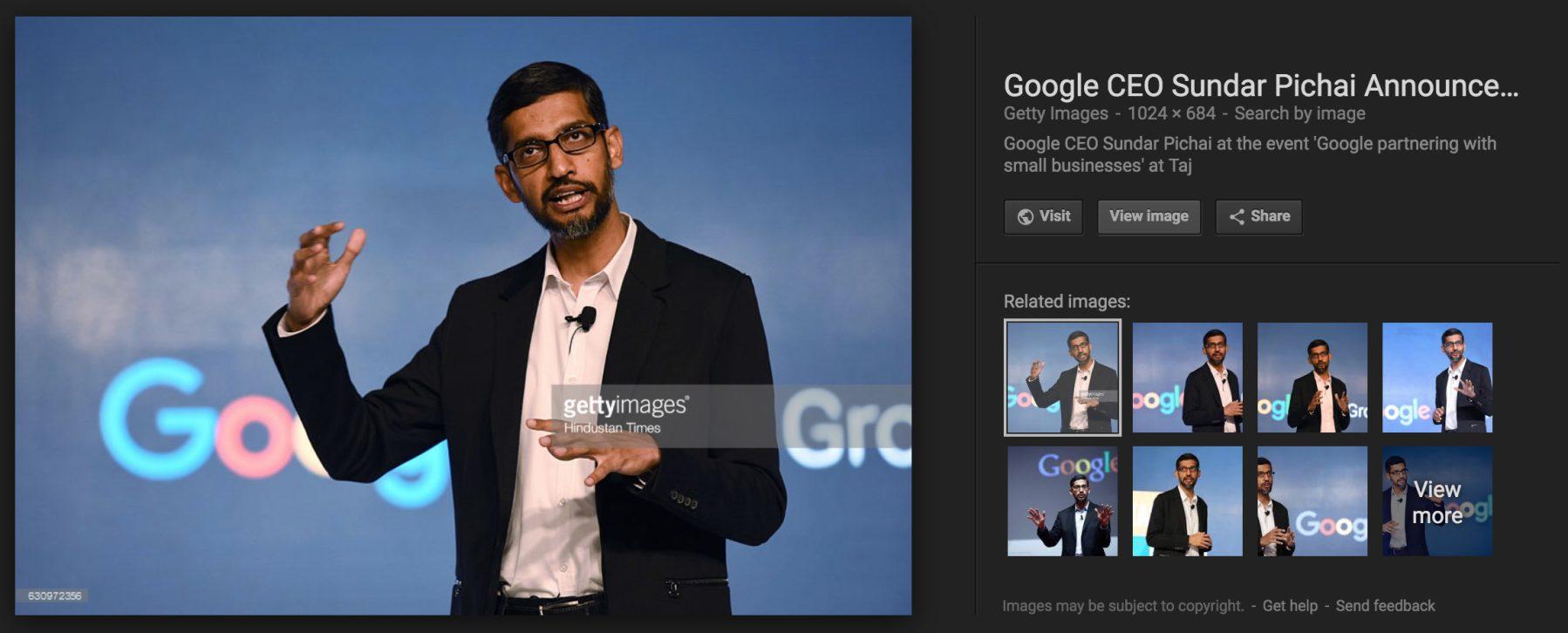 google bildersuche getty images
