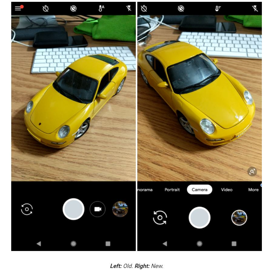 google camera app new
