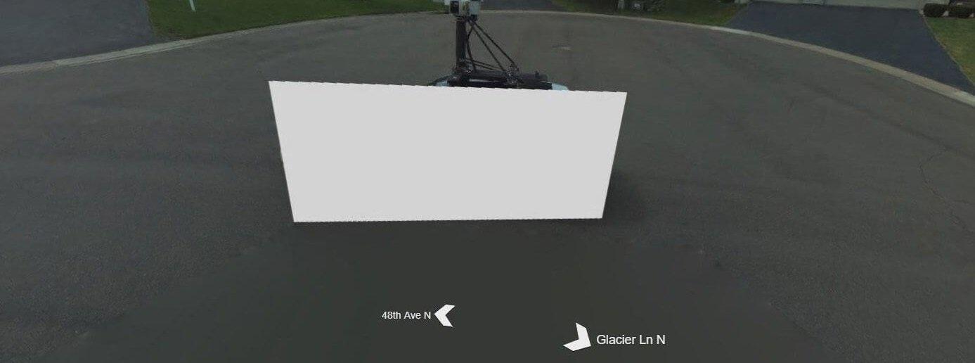 google car bing maps