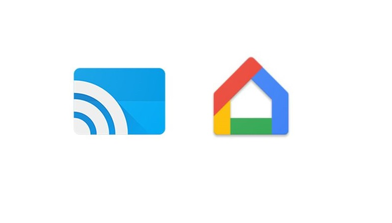 Google Cast Home