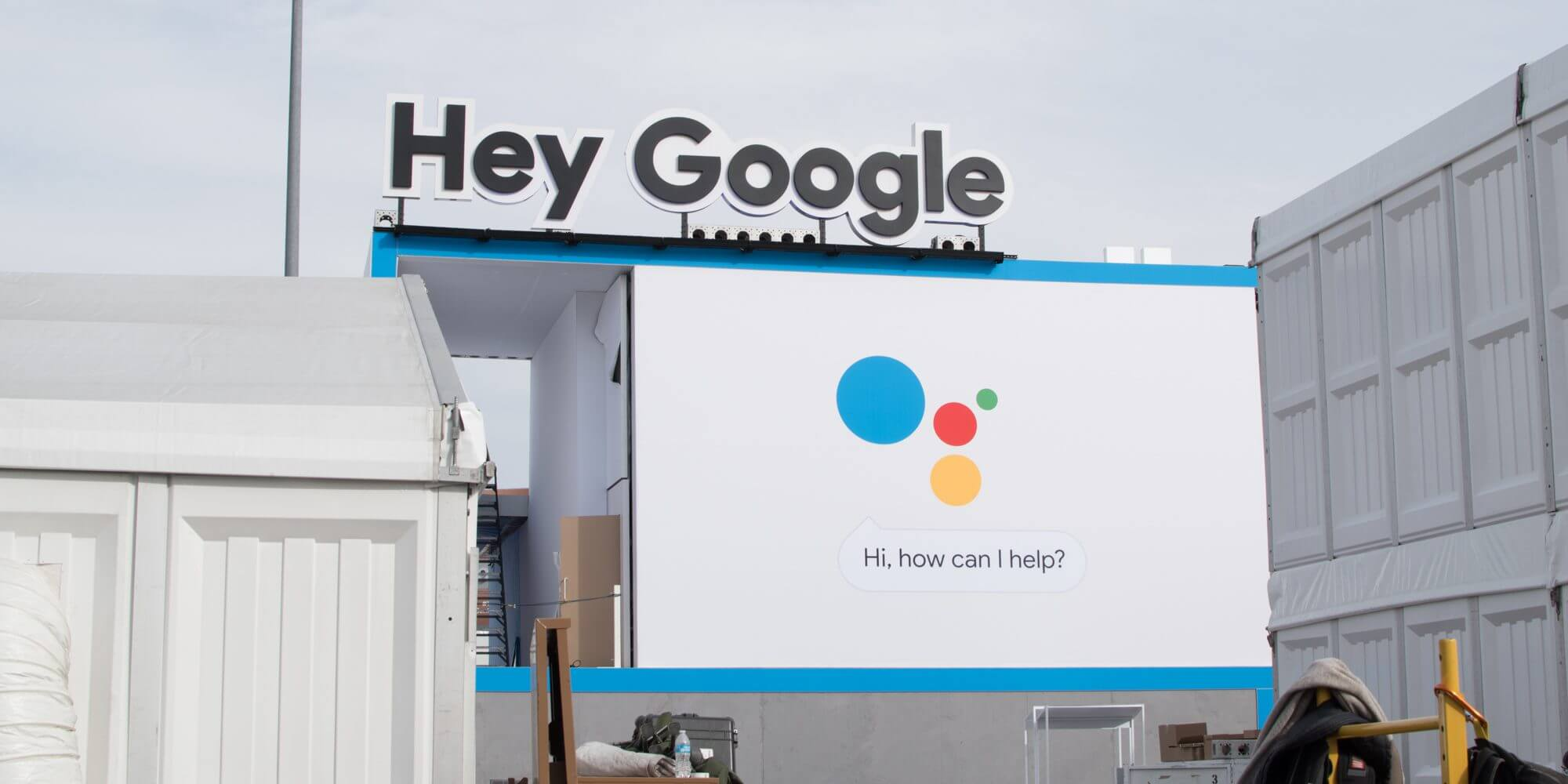 Google CES 2018