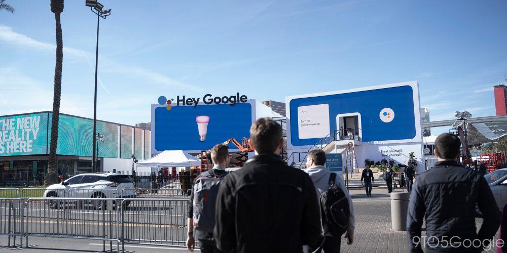 google ces 2020 3