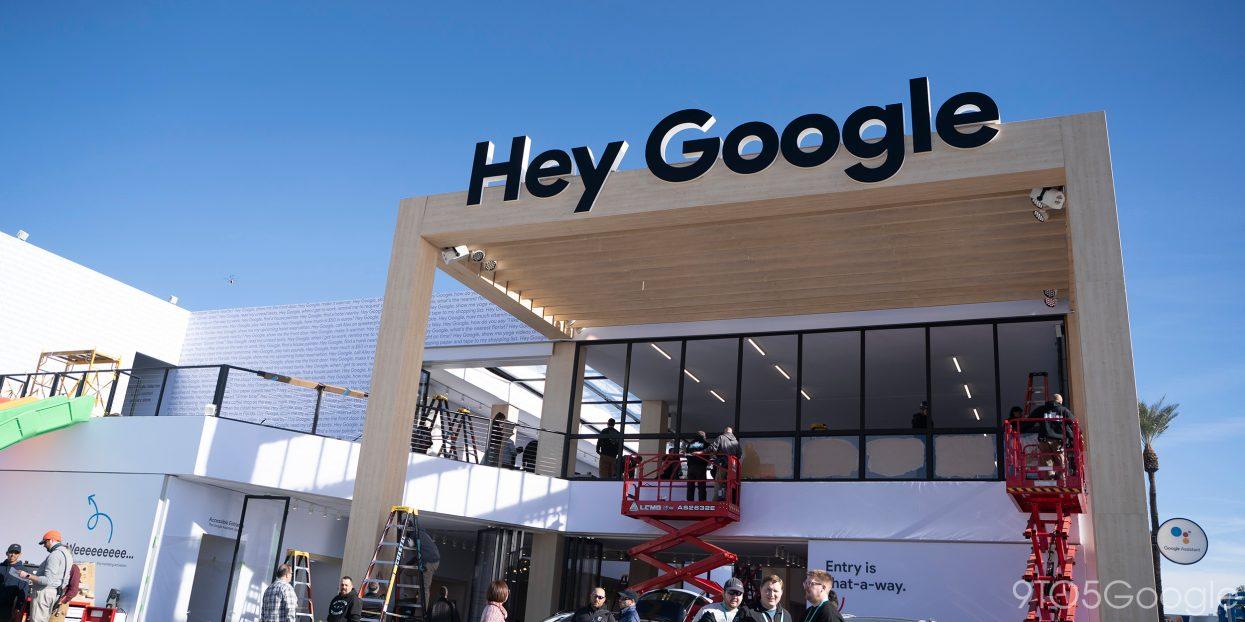 google ces 2020 4