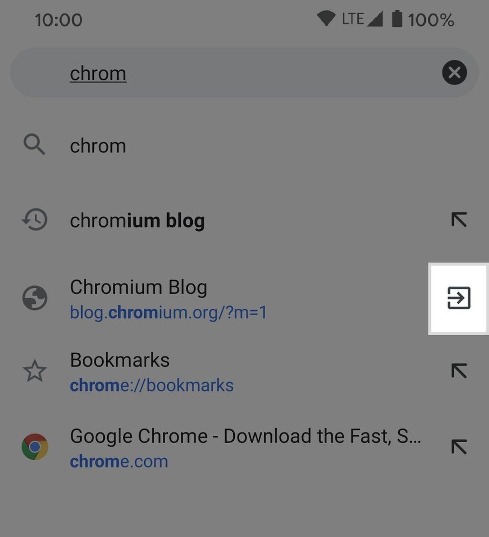 Google Chrome Tabs Speichern
