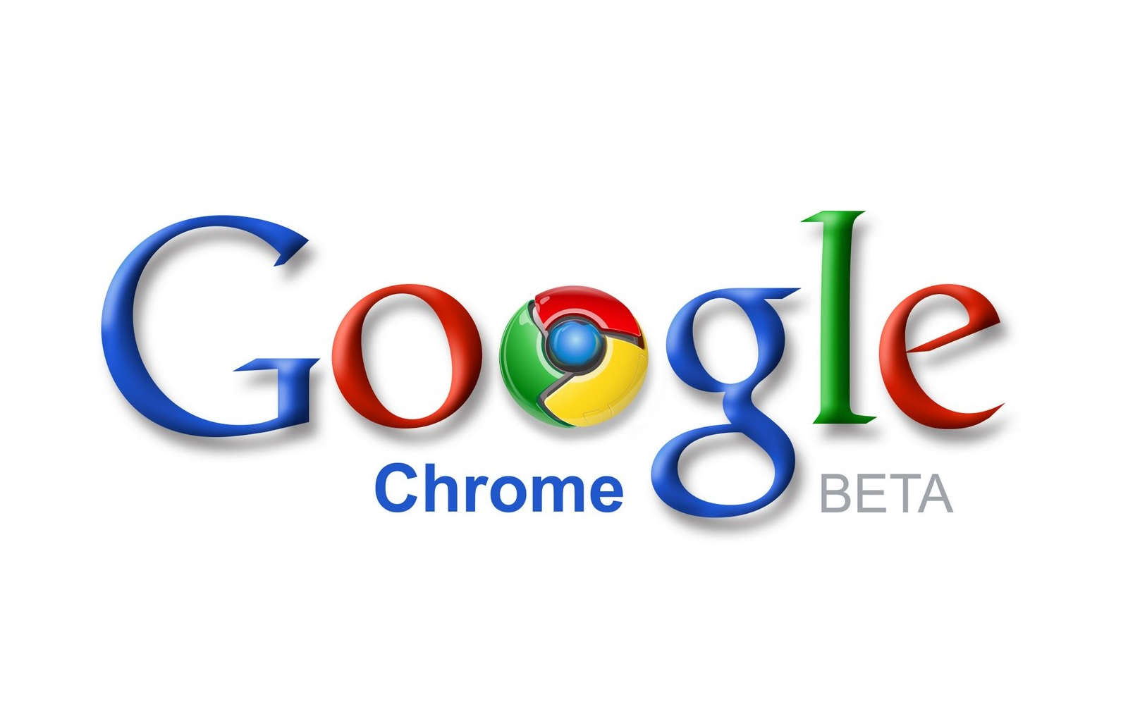 google chrome logo 2008