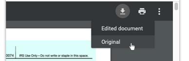 google chrome pdf downlod