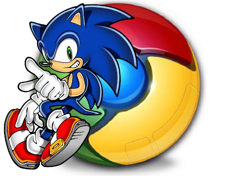 google chrome sonic