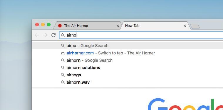 google chrome switch old
