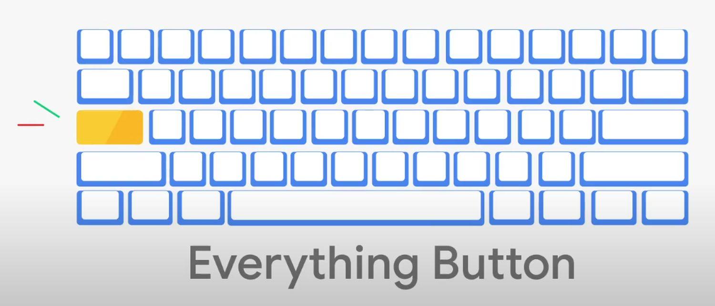 google chromebook everything button