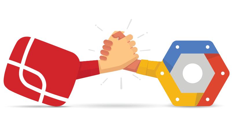 google cloud platform anvanto
