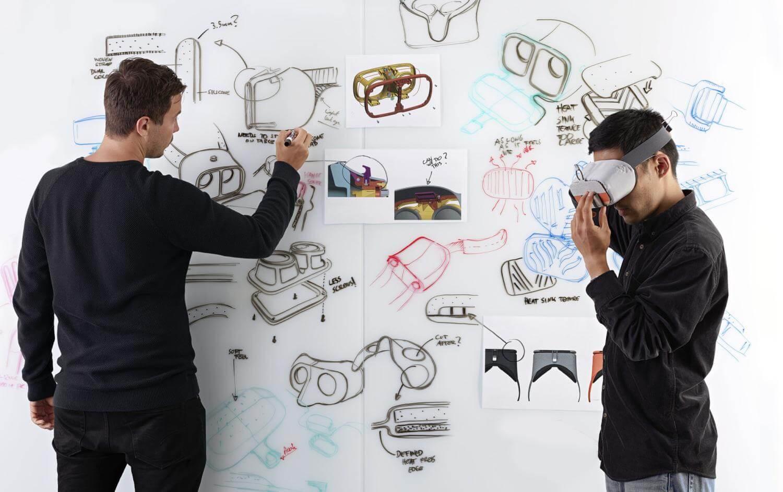 google design daydream