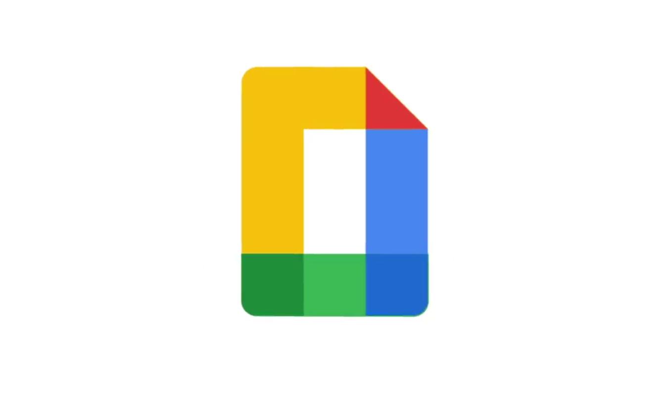 google docs new logo 2020