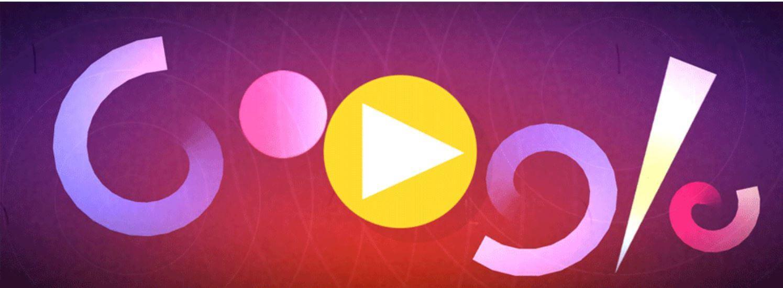 google doodle 117 Geburtstag von Oskar Fischinger