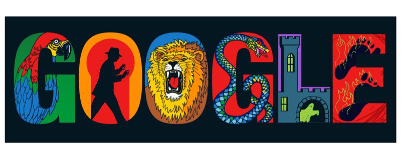 Google Doodle: 74. Geburtstag von Aiga Rasch