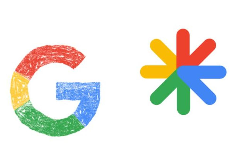 google doodle and spark