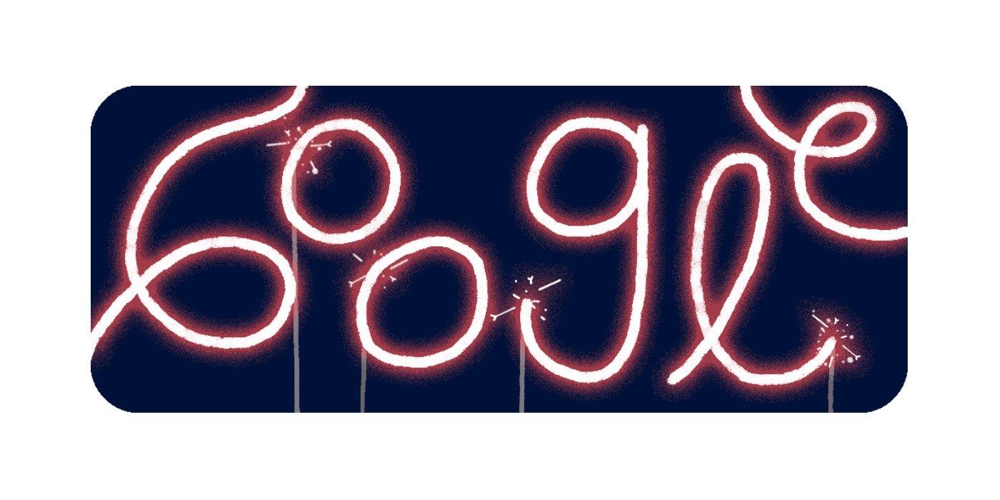 google doodle feuerwerk