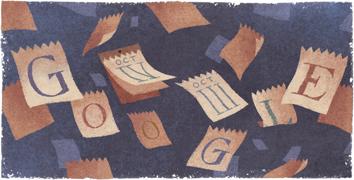 Google Doodle zur Einführung des gregorianischen Kalenders