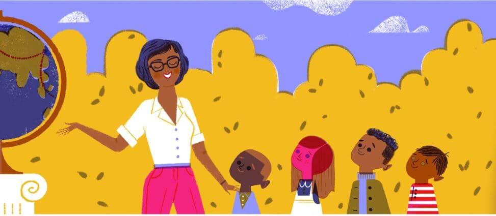 google doodle josephine baker 6