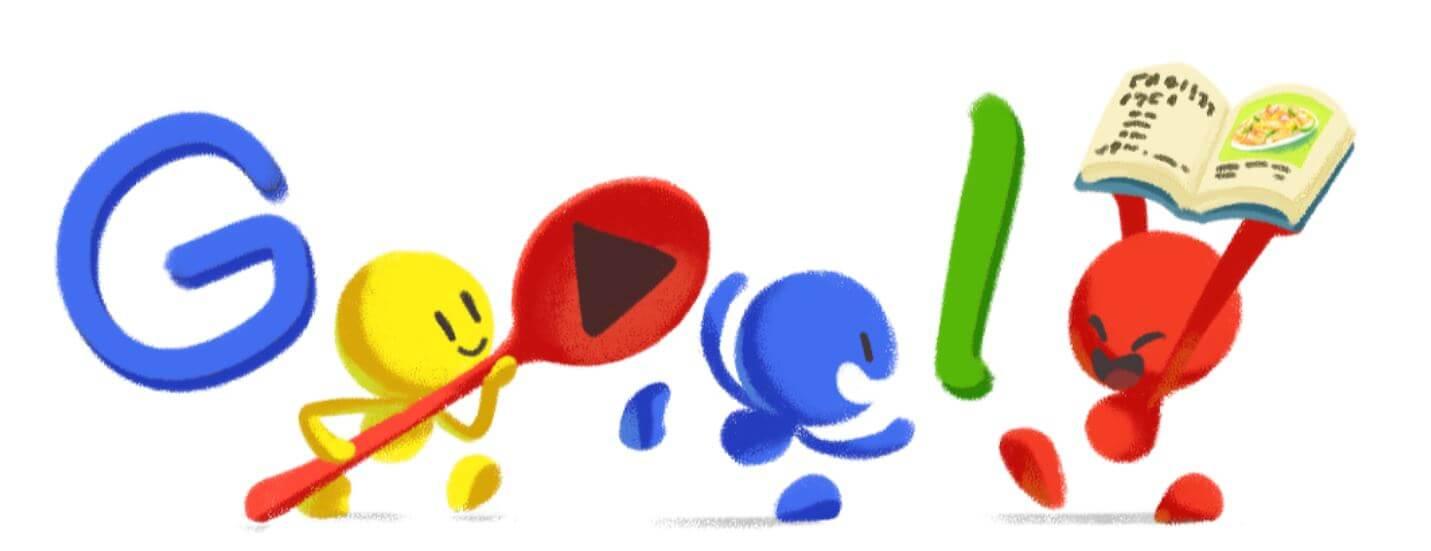 google doodle pad thai