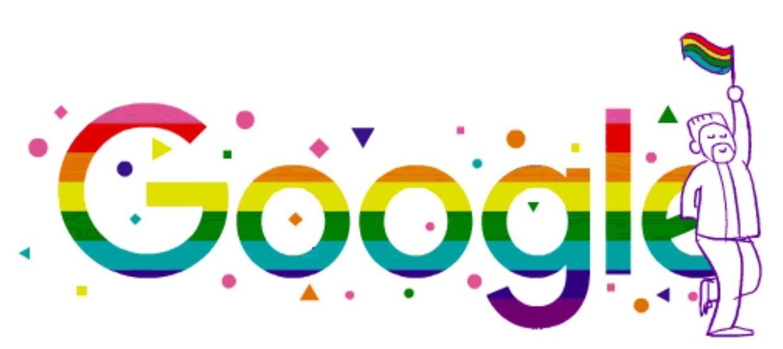 google doodle pride