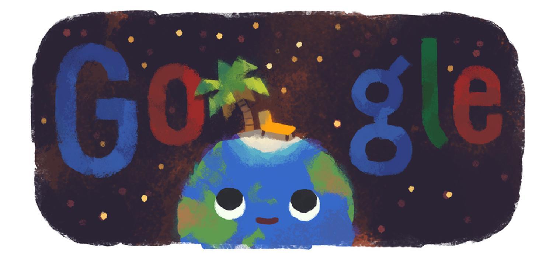 google doodle sommeranfang 2019