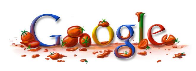 google doodle tomatina
