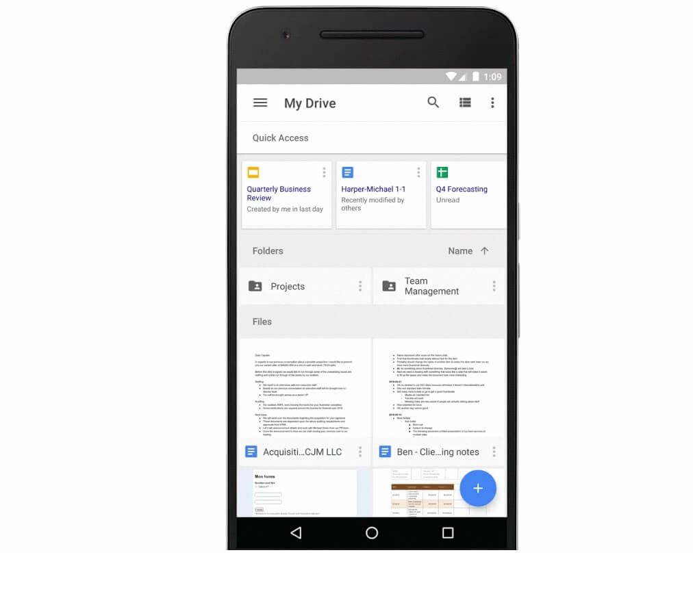 Googles Most Interesting Apps Projects and Services