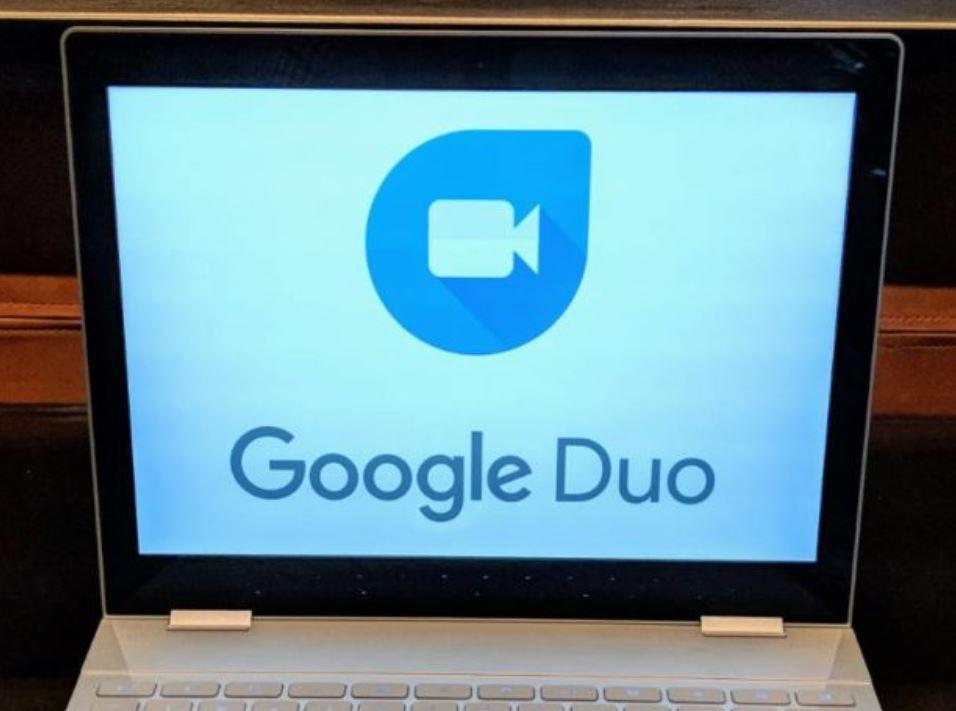 google duo chrome os