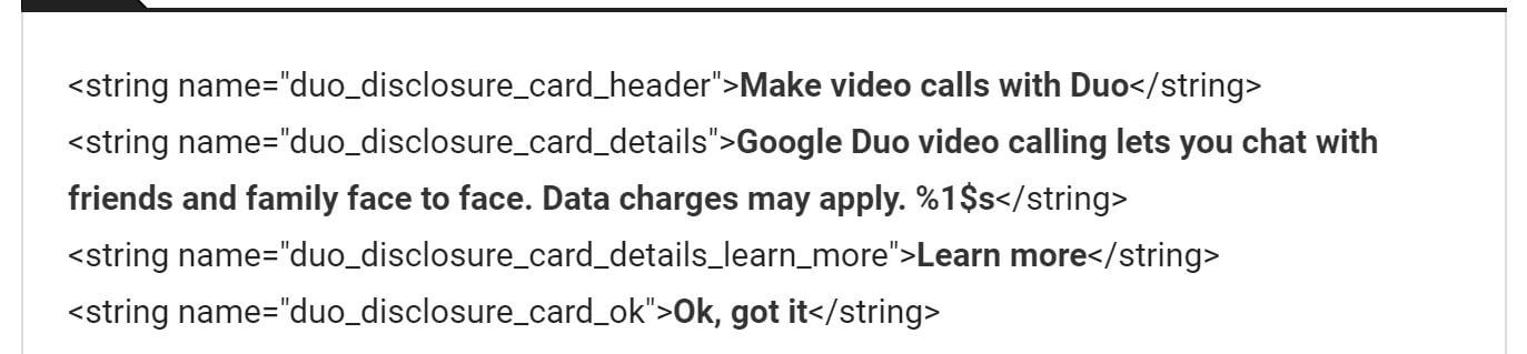 google duo source
