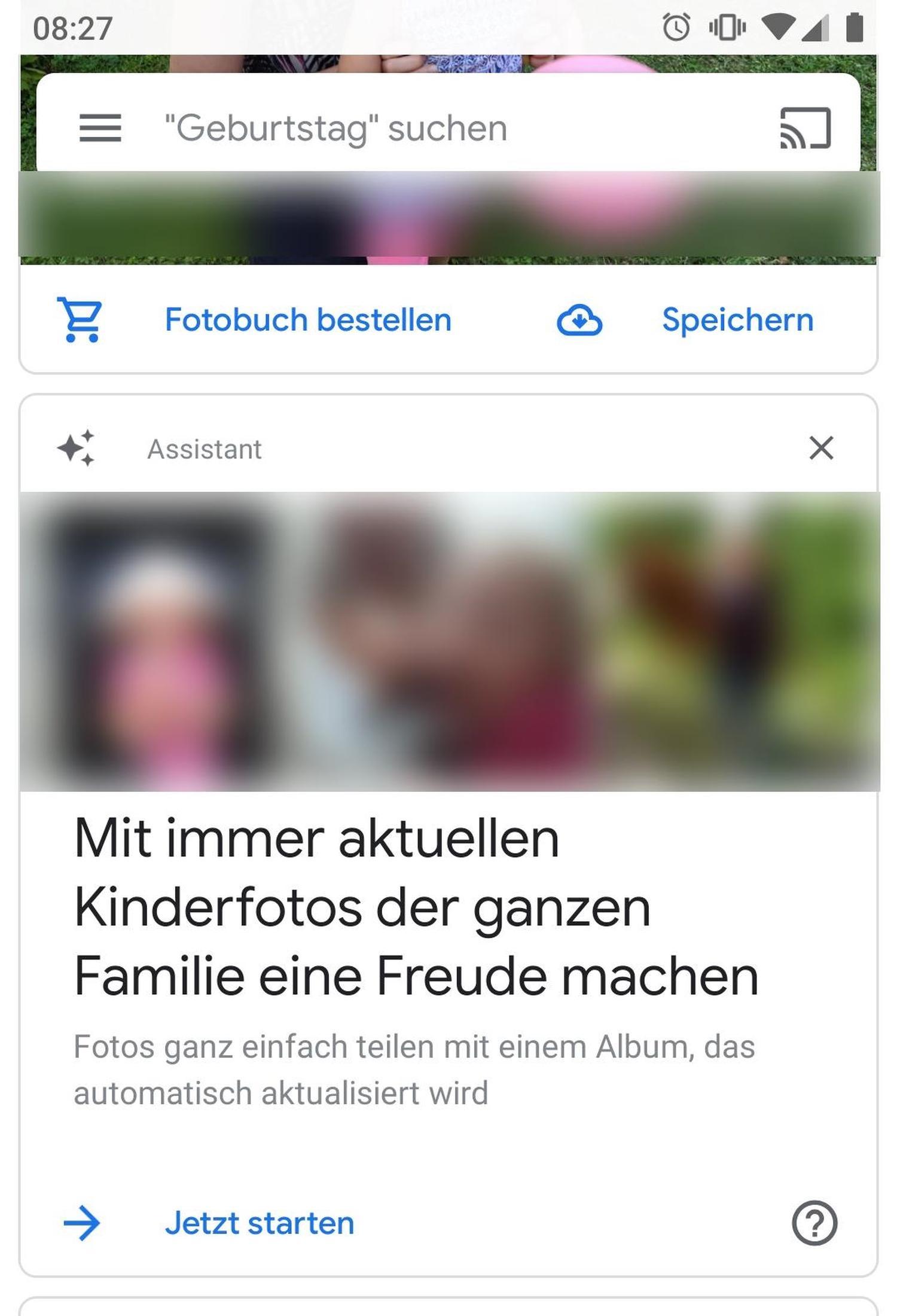 google fotos kinderfotos