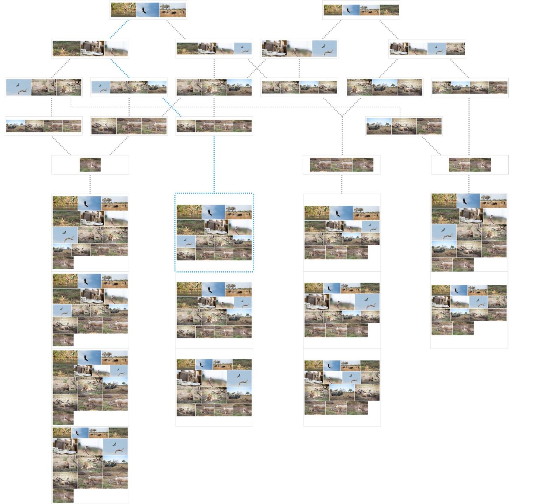 google fotos layouts grid