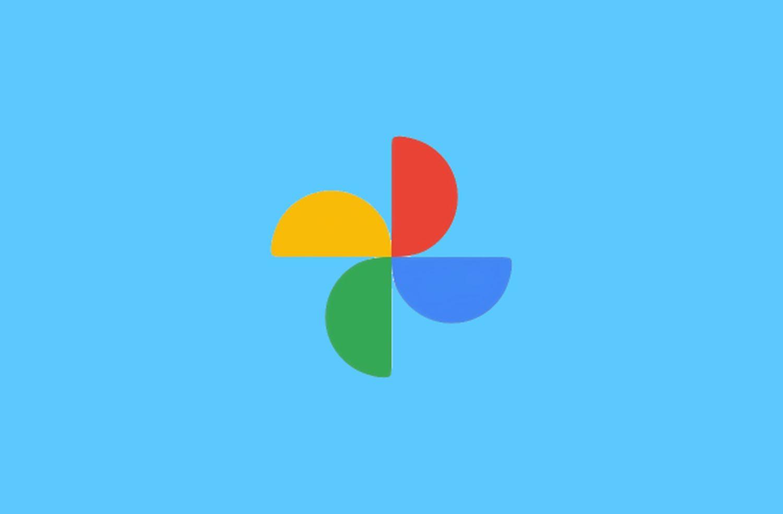 google fotos logo