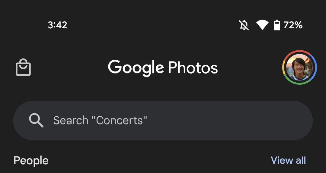 google fotos material you design 3