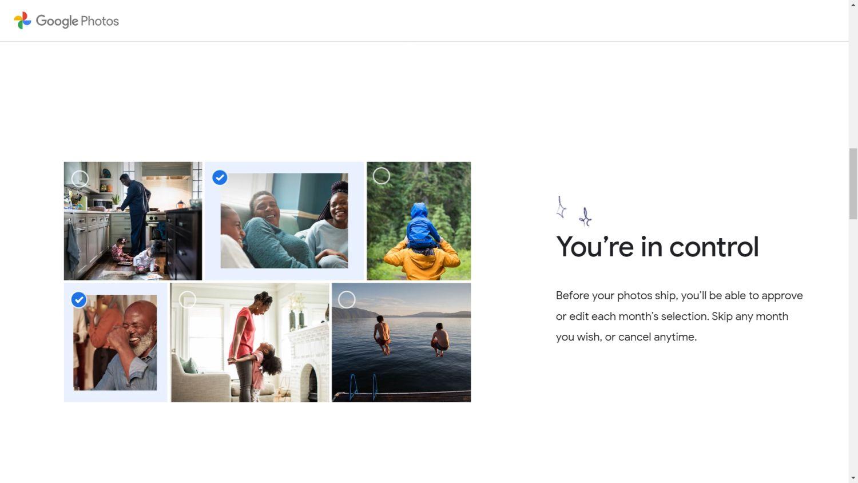 google fotos premium print 3