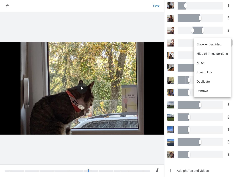 google fotos videobearbeitung