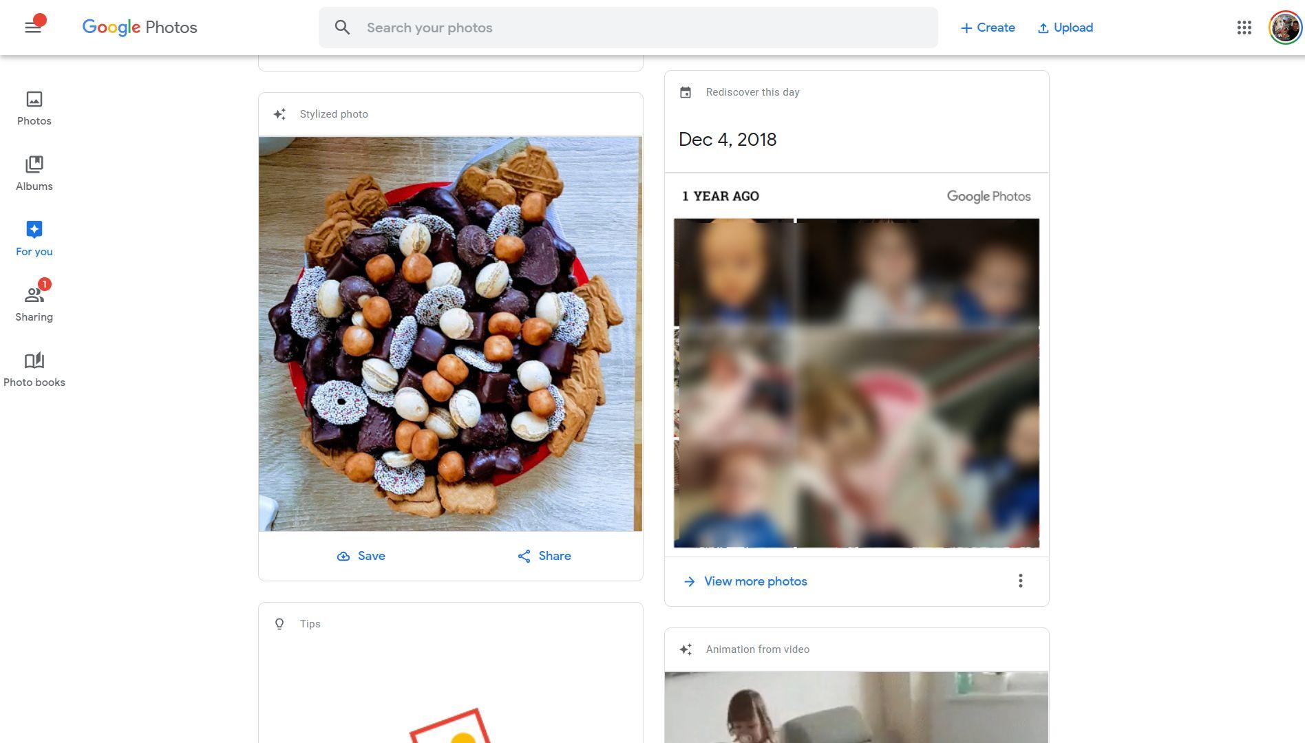 google fotos vorschlaege