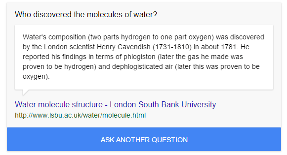 google fun facts