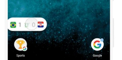 google fussball widget