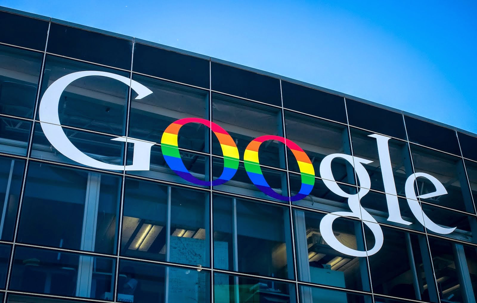 google gay logo