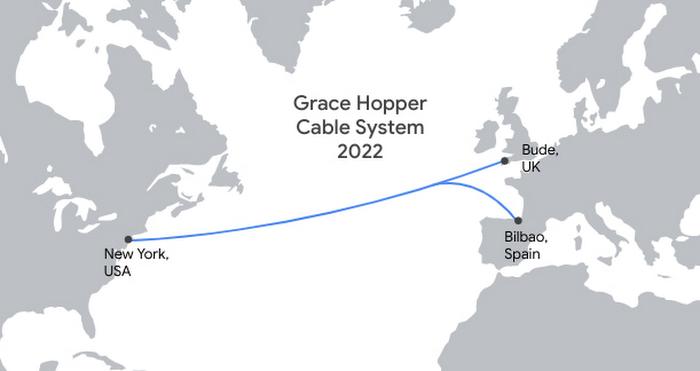 google grace hopper unterseekabel