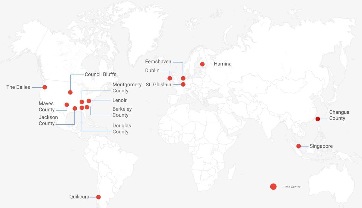 google green rechenzentren