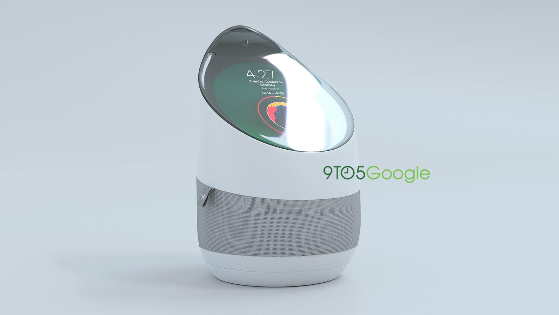 google home 2 mockup 2