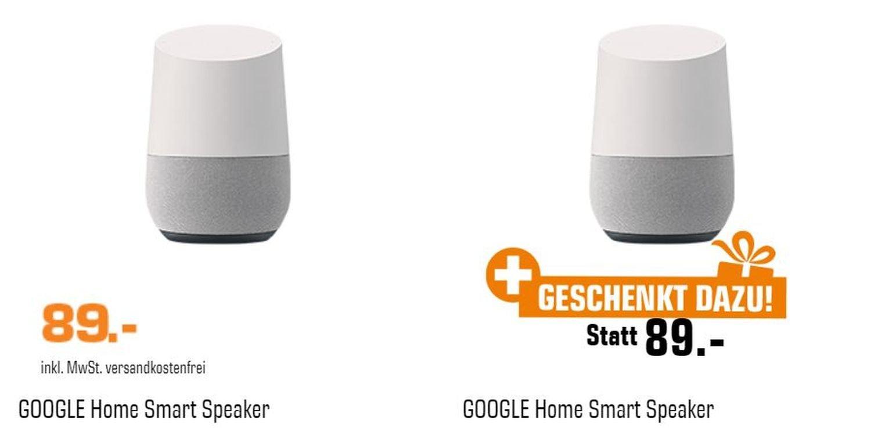 google home aktion