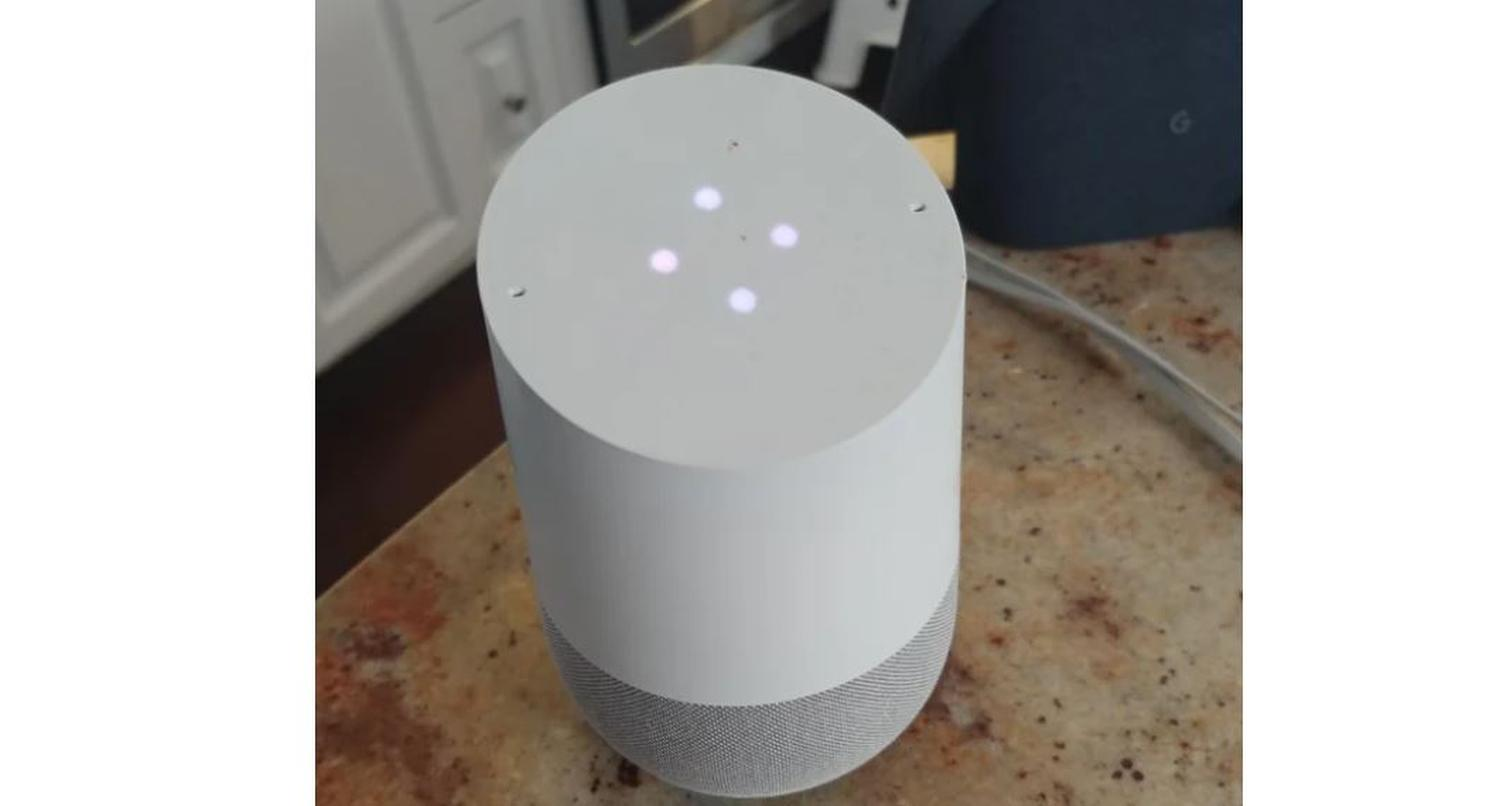 google home broken