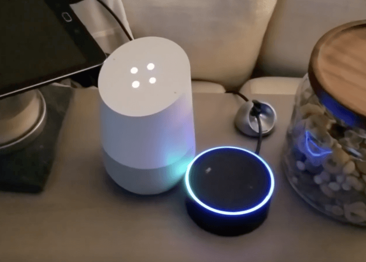 google-home-echo-dot