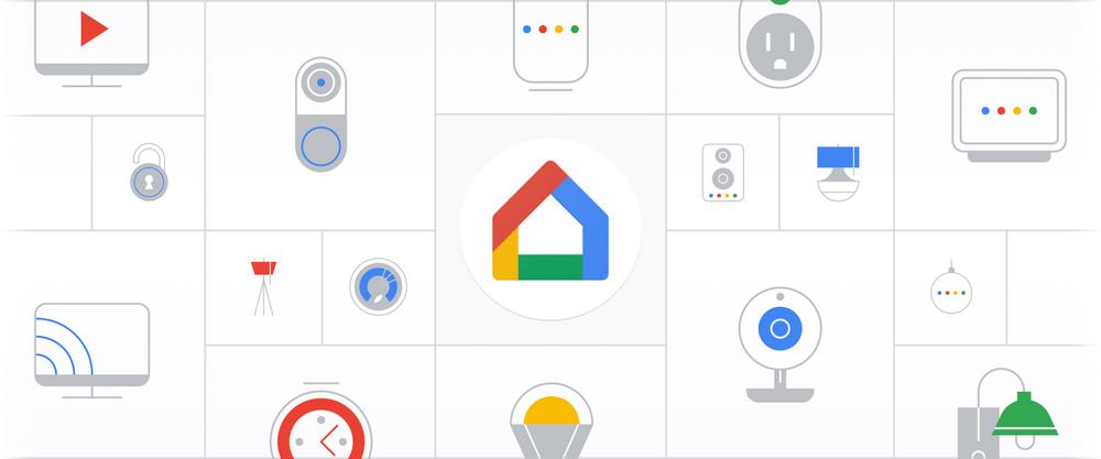 google home logo